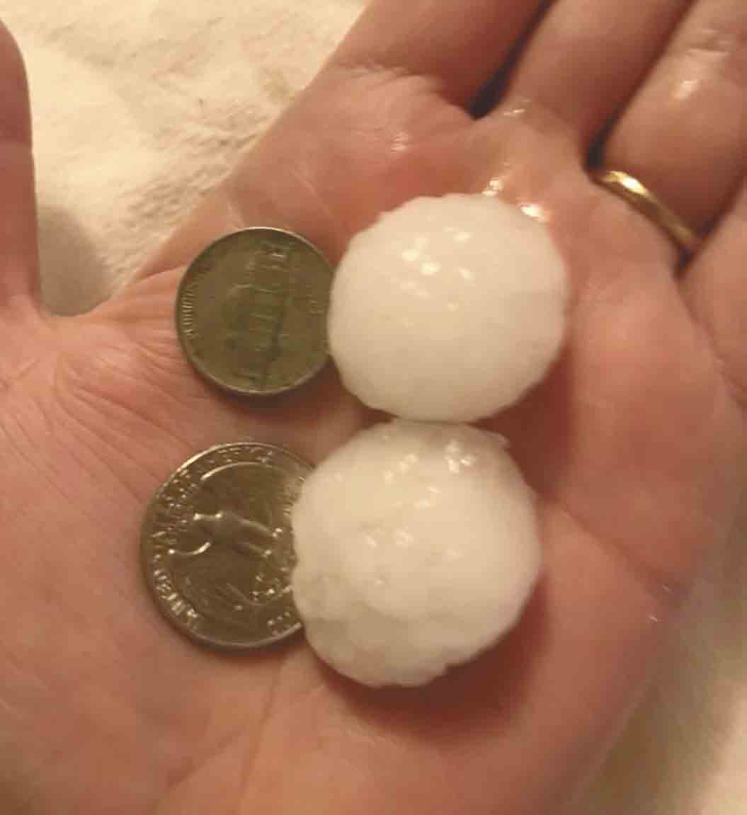 Mother Nature seems to be a bit confused this spring, as last week brought a little bit of everything to residents of northeast Iowa, including hail that was larger than a quarter on Friday morning. Earlier in the week, the area experienced rain, thunderstorms, a 60-degree temperature day,...