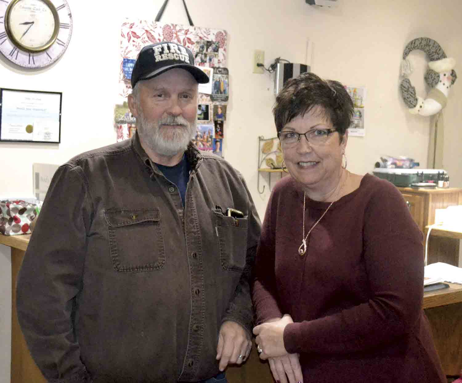 Clermont Fire Chief Randy Wiedenhoff and his wife, Marcia, owner and operator of Body Kneads in Clermont, both say that becoming involved in the North Fayette Valley Mentoring Program is one of the best choices they have made. Randy has mentored the same student for three years, and...
