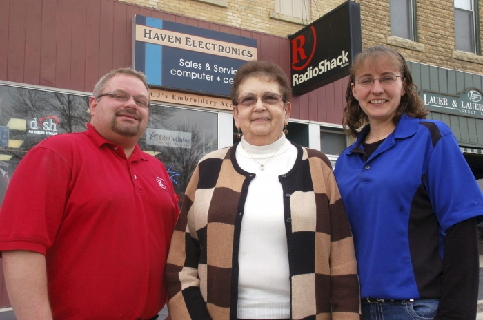 Haven's RadioShack sold
