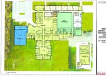 West Central building blueprint